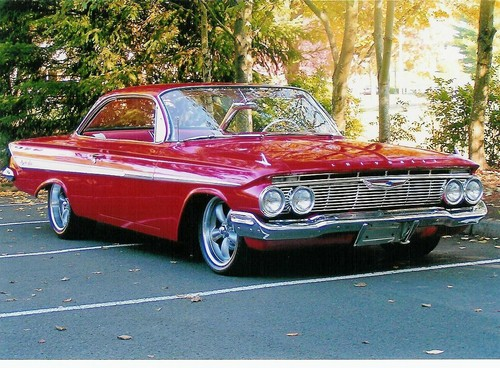 1961 Chevrolet Impala 2dr Bubble Top